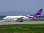 rjnsphotoclub-No.07さんが、静岡空港で撮影したタイ国際航空 A300B4-622Rの航空フォト(飛行機 写真・画像)