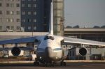 RUSSIANSKIさんが、ブヌコボ国際空港で撮影したロシア空軍 An-124-100 Ruslanの航空フォト(飛行機 写真・画像)