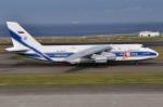 RUSSIANSKIさんが、中部国際空港で撮影したヴォルガ・ドニエプル航空 An-124-100 Ruslanの航空フォト(飛行機 写真・画像)