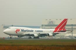 フリューゲルさんが、成田国際空港で撮影したマーティンエアー 747-412(BCF)の航空フォト(飛行機 写真・画像)