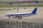 やつはしさんが、羽田空港で撮影した全日空 A320-214の航空フォト(写真)
