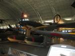 しんゆりさんが、スミソニアン国立航空宇宙博物館で撮影した不明 M6A1 Seiran (晴嵐一一型)の航空フォト(写真)