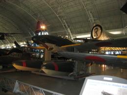 しんゆりさんが、スミソニアン国立航空宇宙博物館で撮影した不明 M6A1 Seiran (晴嵐一一型)の航空フォト(飛行機 写真・画像)