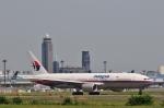 aMigOさんが、成田国際空港で撮影したマレーシア航空 777-2H6/ERの航空フォト(写真)