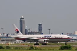 aMigOさんが、成田国際空港で撮影したマレーシア航空 777-2H6/ERの航空フォト(飛行機 写真・画像)