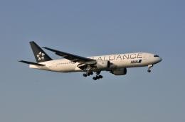 aMigOさんが、羽田空港で撮影した全日空 777-281の航空フォト(飛行機 写真・画像)