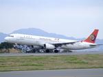 rjnsphotoclub-No.07さんが、静岡空港で撮影したトランスアジア航空 A321-131の航空フォト(写真)