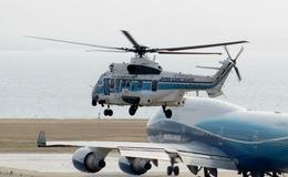 山河 彩さんが、関西国際空港で撮影した海上保安庁 EC225LP Super Puma Mk2+の航空フォト(写真)