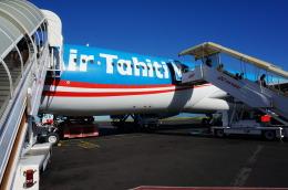 トレロカモミロさんが、ファアア国際空港で撮影したエア・タヒチ・ヌイ A340-313Xの航空フォト(飛行機 写真・画像)