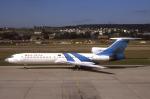 WING_ACEさんが、チューリッヒ空港で撮影したベラヴィア航空 Tu-154Mの航空フォト(飛行機 写真・画像)
