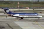 WING_ACEさんが、ラガーディア空港で撮影したミッドウエスト・エクスプレス・エアラインズ DC-9-14の航空フォト(飛行機 写真・画像)