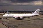WING_ACEさんが、シンガポール・チャンギ国際空港で撮影したマダガスカル航空 747-2B2BMの航空フォト(写真)
