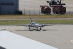 MIL26Tさんが、新潟空港で撮影した航空大学校 Baron G58の航空フォト(写真)