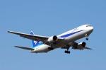 まいけるさんが、スワンナプーム国際空港で撮影した全日空 767-381/ERの航空フォト(写真)