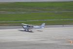 T.Sazenさんが、神戸空港で撮影した学校法人ヒラタ学園 航空事業本部 172S Skyhawk SPの航空フォト(飛行機 写真・画像)