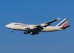 goldengoldsさんが、成田国際空港で撮影したエールフランス航空 747-428F/ER/SCDの航空フォト(写真)