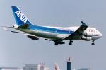 SKYLINEさんが、成田国際空港で撮影した全日空 747-481の航空フォト(写真)