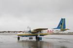 安芸あすかさんが、慶良間空港で撮影した琉球エアーコミューター BN-2B-26 Islanderの航空フォト(飛行機 写真・画像)