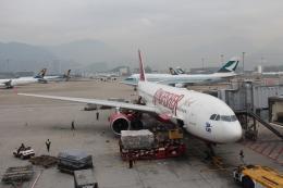 Sirius8981さんが、香港国際空港で撮影したキングフィッシャー航空 A330-223の航空フォト(飛行機 写真・画像)