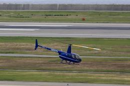 T.Sazenさんが、神戸空港で撮影した日本個人所有 R44 IIの航空フォト(写真)