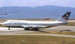 WING_ACEさんが、関西国際空港で撮影したブリティッシュ・エアウェイズ 747-436の航空フォト(飛行機 写真・画像)