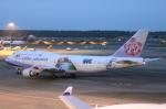 SKYLINEさんが、成田国際空港で撮影したチャイナエアライン 747-409の航空フォト(飛行機 写真・画像)