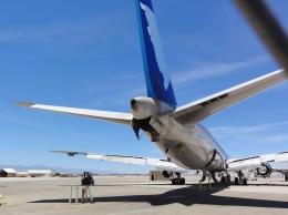 ZONOさんが、サザンカリフォルニアロジステクス空港で撮影した全日空 767-381の航空フォト(飛行機 写真・画像)