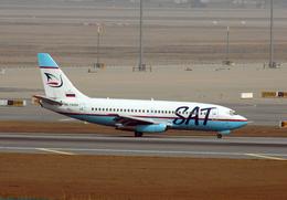 tsubameさんが、仁川国際空港で撮影したサハリン航空 737-232/Advの航空フォト(飛行機 写真・画像)