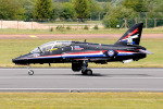 Tomo-Papaさんが、フェアフォード空軍基地で撮影したイギリス空軍 BAe Hawk T1の航空フォト(写真)