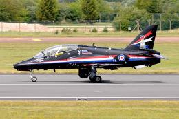 Tomo-Papaさんが、フェアフォード空軍基地で撮影したイギリス空軍 BAe Hawk T1の航空フォト(飛行機 写真・画像)
