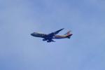 T.Sazenさんが、神戸空港で撮影したカーゴルクス・イタリア 747-4R7F/SCDの航空フォト(飛行機 写真・画像)