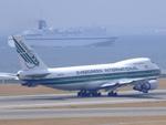 rjnsphotoclub-No.07さんが、中部国際空港で撮影したエバーグリーン航空 747-230B(SF)の航空フォト(写真)