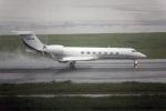 やつはしさんが、羽田空港で撮影した不明 G-V-SP Gulfstream G550の航空フォト(飛行機 写真・画像)