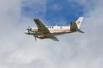 aircanadafunさんが、モントリオール・ピエール・エリオット・トルドー国際空港で撮影したクリーベック航空 A100 King Airの航空フォト(写真)