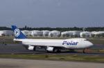 xxxxxzさんが、成田国際空港で撮影したポーラーエアカーゴ 747-46NF/SCDの航空フォト(写真)