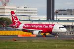 xxxxxzさんが、成田国際空港で撮影したエアアジア・ジャパン(〜2013) A320-216の航空フォト(写真)