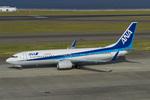Scotchさんが、中部国際空港で撮影したエアーニッポン 737-881の航空フォト(写真)