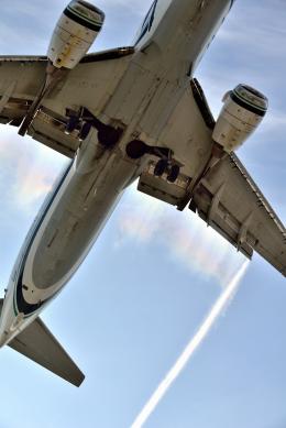 Cimarronさんが、ロサンゼルス国際空港で撮影したアラスカ航空 737-4Q8の航空フォト(飛行機 写真・画像)