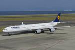 Scotchさんが、中部国際空港で撮影したルフトハンザドイツ航空 A340-642Xの航空フォト(写真)
