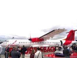 ル・ブールジェ空港 - Le Bourget Airport [LBG/LFPB]で撮影されたアビアンカ航空 - Avianca [AV/AVA]の航空機写真