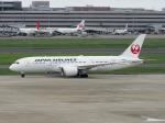 すしねこさんが、羽田空港で撮影した日本航空 787-8 Dreamlinerの航空フォト(飛行機 写真・画像)