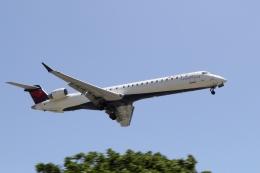 航空フォト:N825SK スカイウエスト CRJ-900