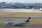 xxxxxzさんが、羽田空港で撮影したスカイマーク 737-82Yの航空フォト(飛行機 写真・画像)