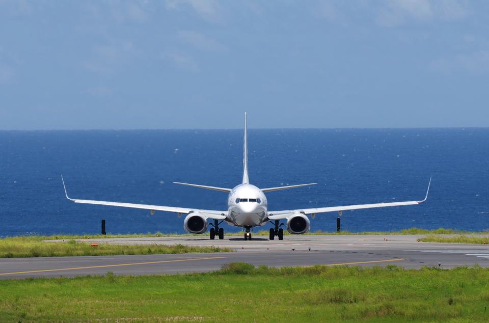 かずまっくすさんの全日空 Boeing 737-800 (JA56AN) 航空フォト