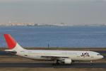 xxxxxzさんが、羽田空港で撮影した日本航空 A300B4-622Rの航空フォト(飛行機 写真・画像)