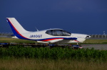 T.Sazenさんが、神戸空港で撮影した日本個人所有 TB-10 Tobago GTの航空フォト(飛行機 写真・画像)