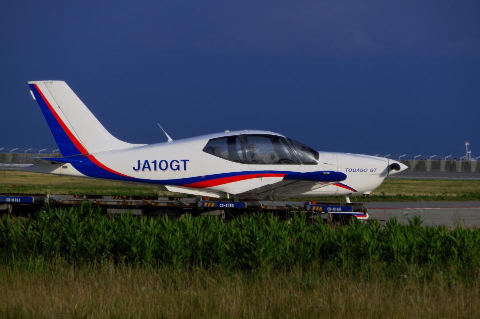 T.Sazenさんの日本個人所有 Socata TB-9/10/200 Tampico/Tobago (JA10GT) 航空フォト