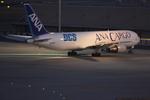 Severemanさんが、羽田空港で撮影した全日空 767-381Fの航空フォト(写真)