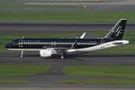GE90-115bさんが、羽田空港で撮影したスターフライヤー A320-214の航空フォト(写真)