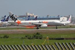 マサさんが、成田国際空港で撮影したジェットスター A320-232の航空フォト(飛行機 写真・画像)